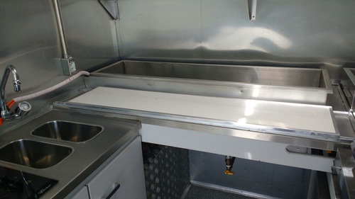 food truck hyundai hr - novo