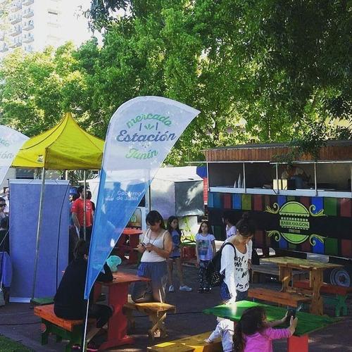 food truck. ideal plaza fija y grandes eventos. oportunidad