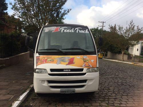 food truck iveco 2005