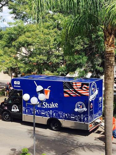 food truck iveco 55c17