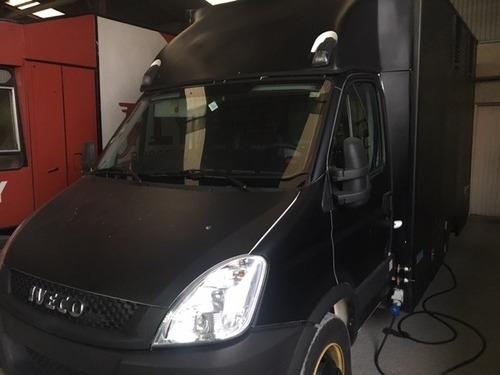 food truck, iveco daily 2014, venda ou locação