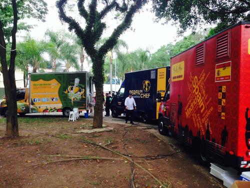 food truck; iveco daily; lanchonete; transformação