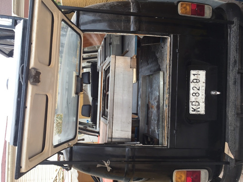 food truck kombi vendo o permuto