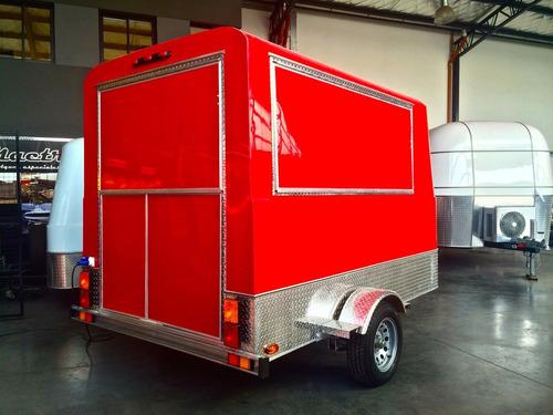 food truck linea monterrey mactrail homologados