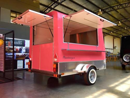 food truck linea monterrey mactrail varios colores