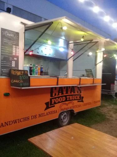 food truck lomas campin modelo 400 ronik full