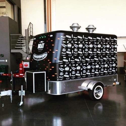food truck mactrail modelo monterrey 100