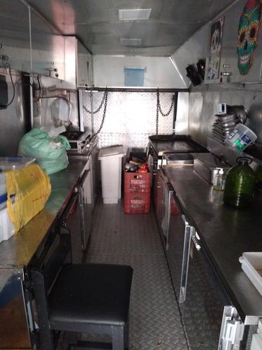 food truck mercedes benz 608