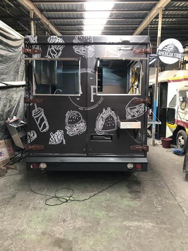 food truck mercedes benz vanette