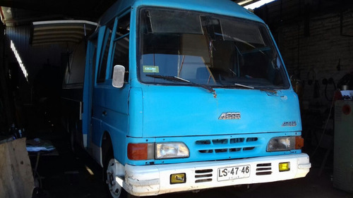 food truck, minibus asia 1994