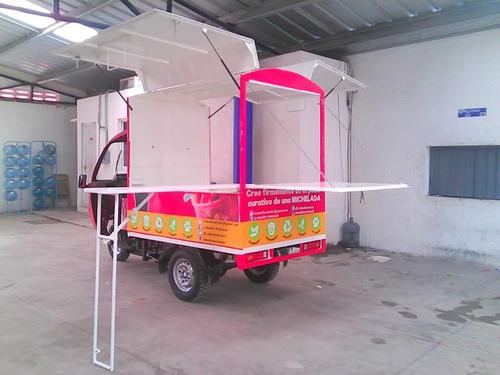 food truck  motocarro 2018 kingway