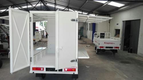 food truck  motocarro 2019 kingway