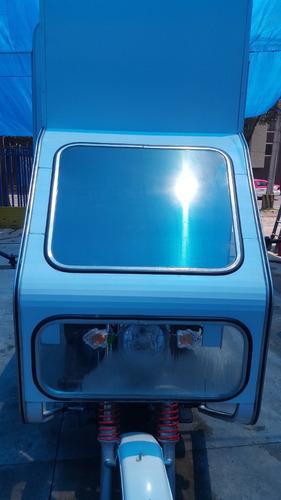 food truck motocarro dazon 2016 nuevo