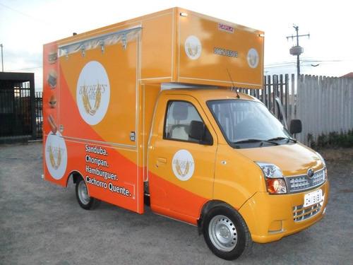 food truck -  no lifan foison sem caminhão