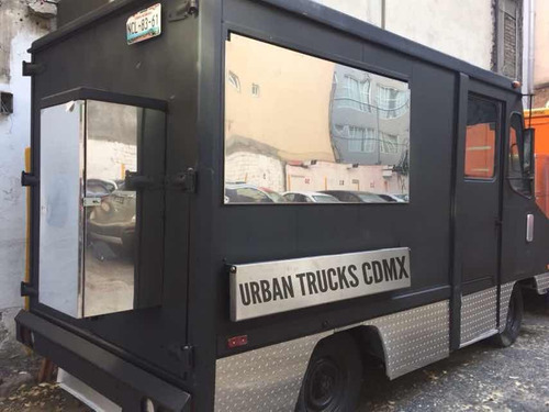 food truck nuevo chevrolete