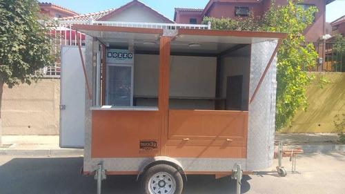 food truck nuevo especial para cafeteria