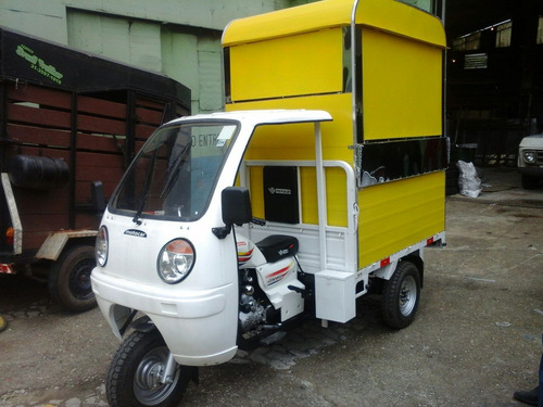 food truck p/ tuctuc