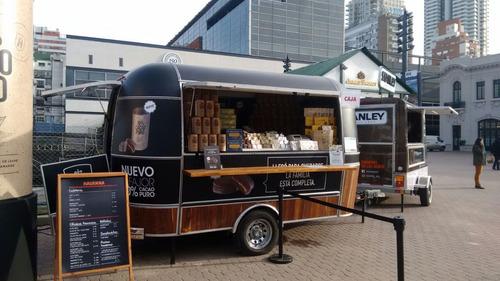 food truck para cafetería homologado con lcm