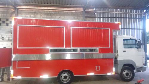 food truck para caminhão montagem