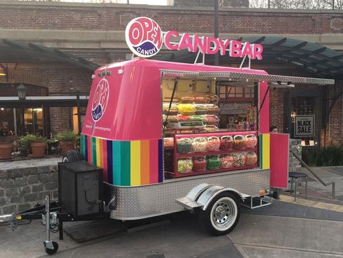 food truck para kiosko homologado con lcm