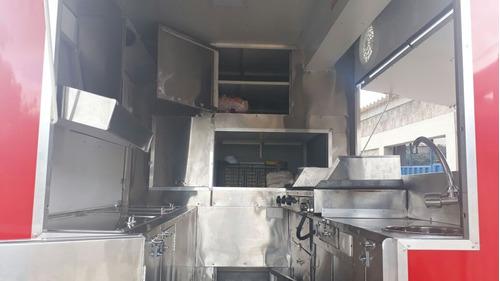 food truck para strada e saveiro
