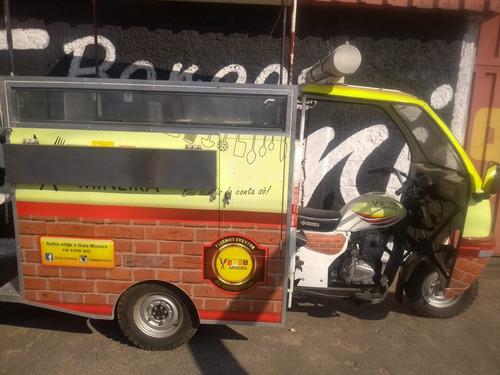 food truck para tuck tuck moto