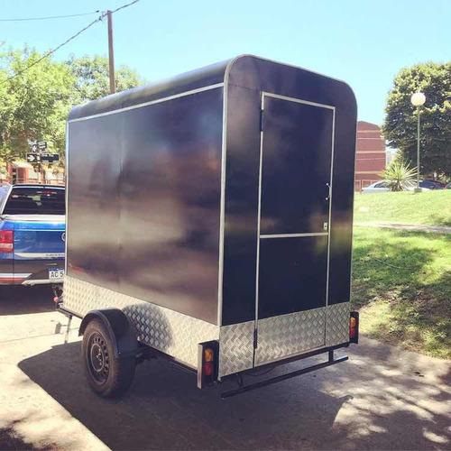 food truck. patentables. opción de lcm