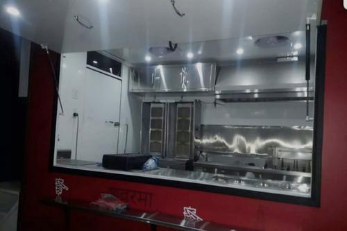 food truck- peugeot sanguchero