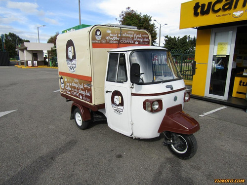 food truck piaggio ap cargo d600