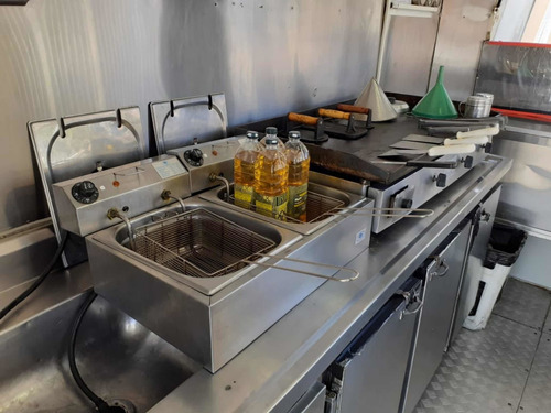 food truck pronto pra trabalhar oportunidade unica