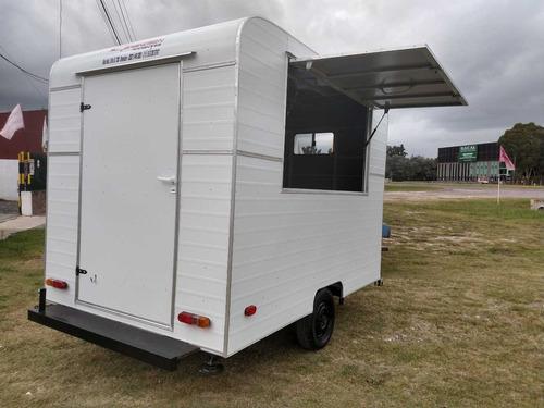 food truck rodantes brandsen trailer gastr 3,00  un-eje