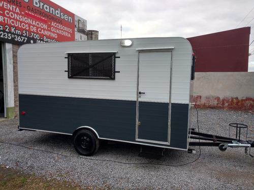food truck rodantes brandsen trailer oficina cas rural 4,00.