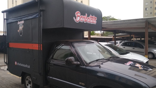 food truck s10 excelente e pronta para trabalhar