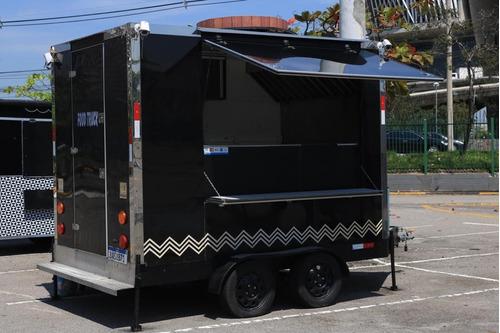 food truck - semi novo com pouco uso