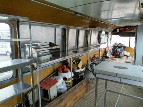 food truck  sin motor