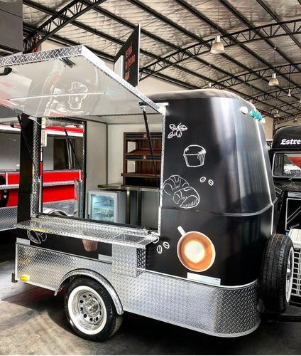 food truck tipo kiosco full ypf homologado patentable