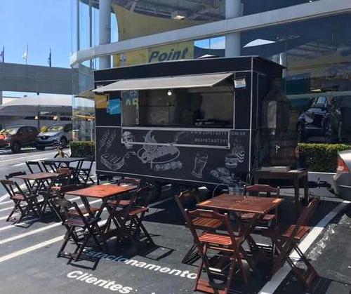 food truck - trailer