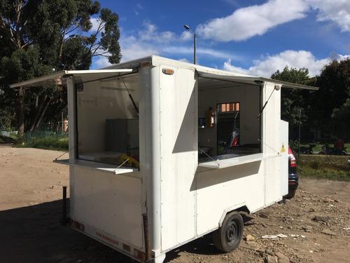 food truck / trailer de comida