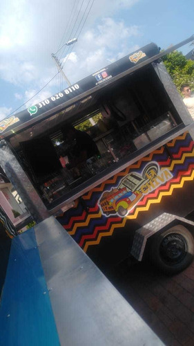 food truck- trailer de comidas