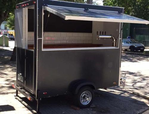 food truck - trailer gastronómico