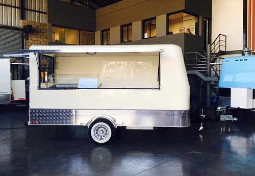 food truck trailer gastronómico mactrail