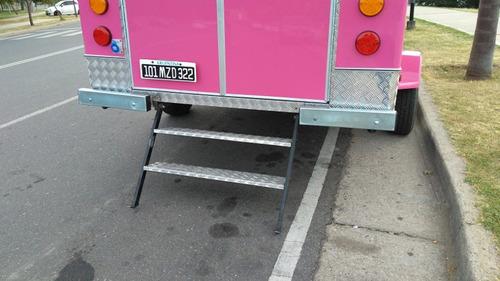 food truck, trailer gastronomico y comercial
