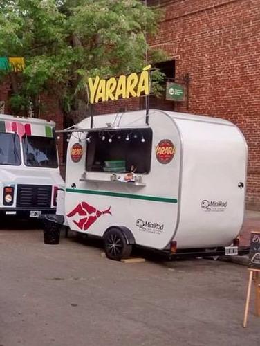 food truck trailer totalmente equipado!.precio negociable.