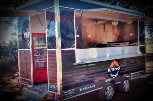 food truck - trailers - carretinhas