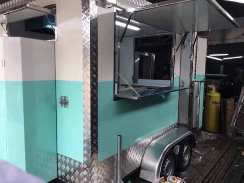 food truck & trailers corporativos