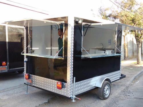 food truck & trailers corporativos desde