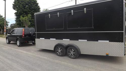 food truck, trailers gastronomicos y trabajos personalizados