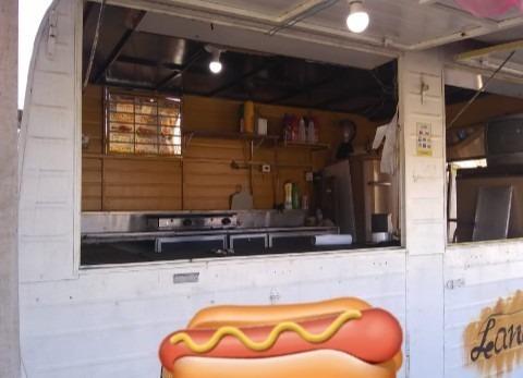 food truck, usado, ótimo material.