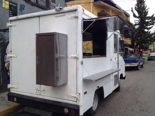food truck vanette ford 1998 1998
