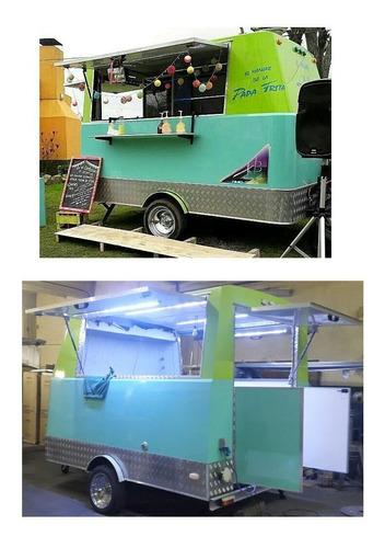 food truck  vendo o permuto